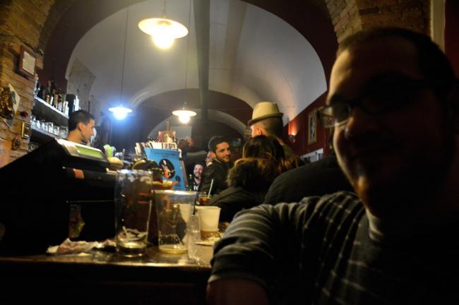 enrico capuano - porcelli tavern - amelia terni